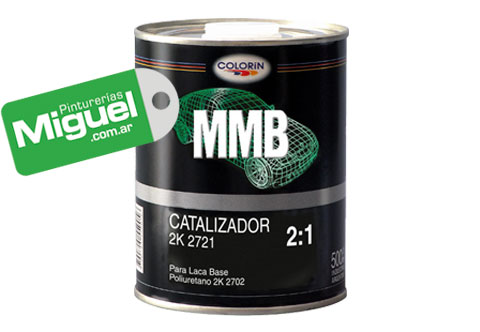 COLORIN MMB 2K CATALIZADOR 2K NORMAL C-2721 0,500 LTS.